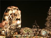 christmas fair in Dresden