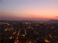 Alicante at night